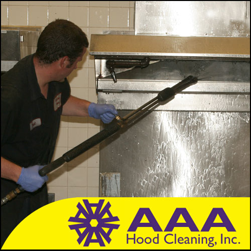Hood and Duct Cleaning, Kitchen Exhaust Cleaning and Kitchen & Equipment Detailing